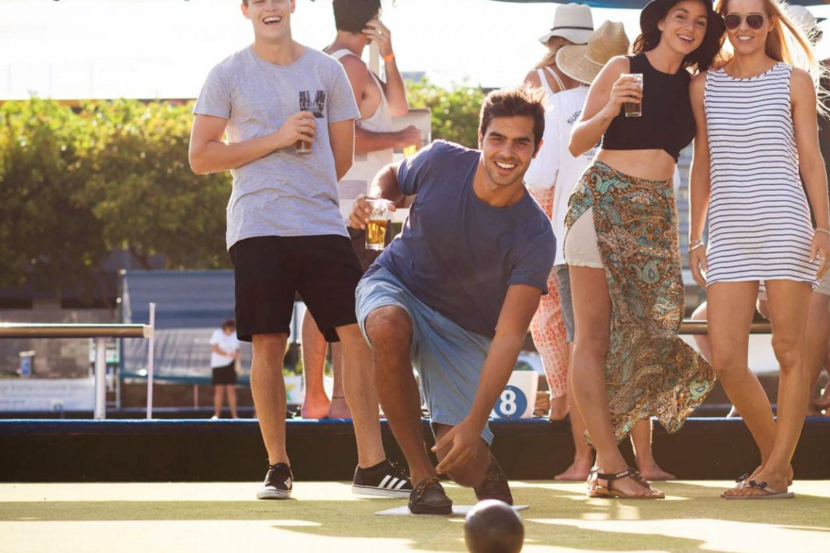 Tauranga Lawn Bowls