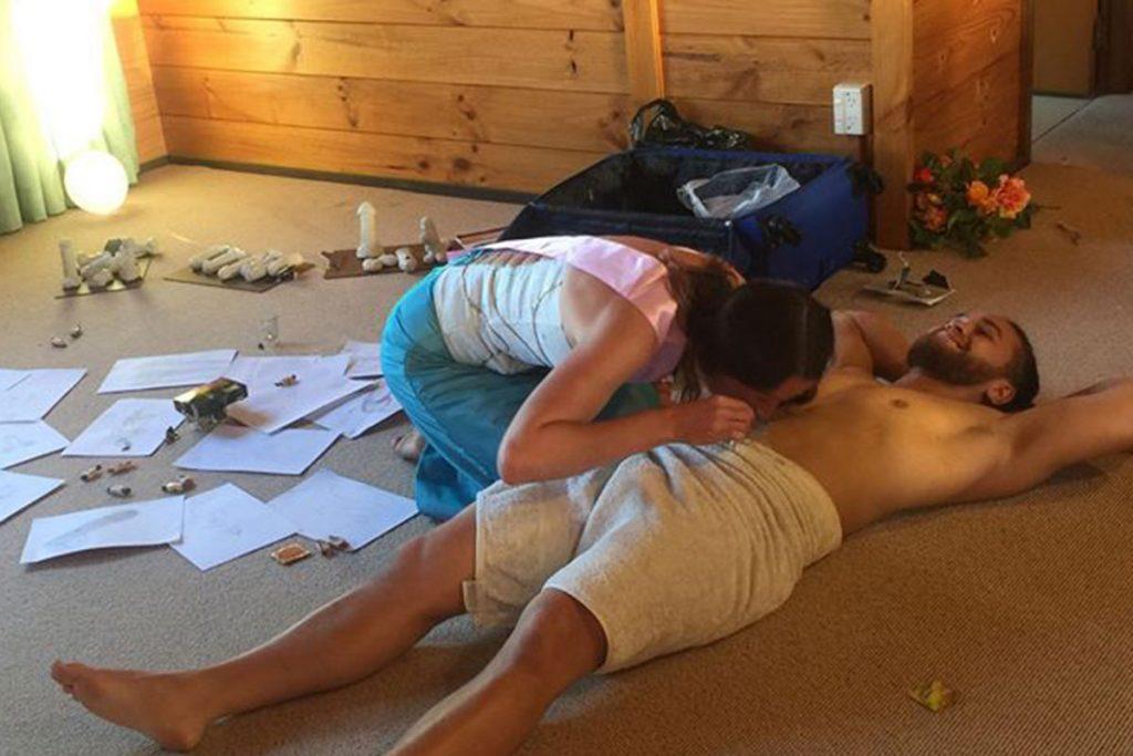 Tauranga Life Drawing Nude