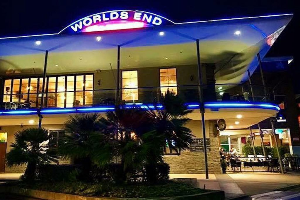 Hens Party Venue - Worlds End