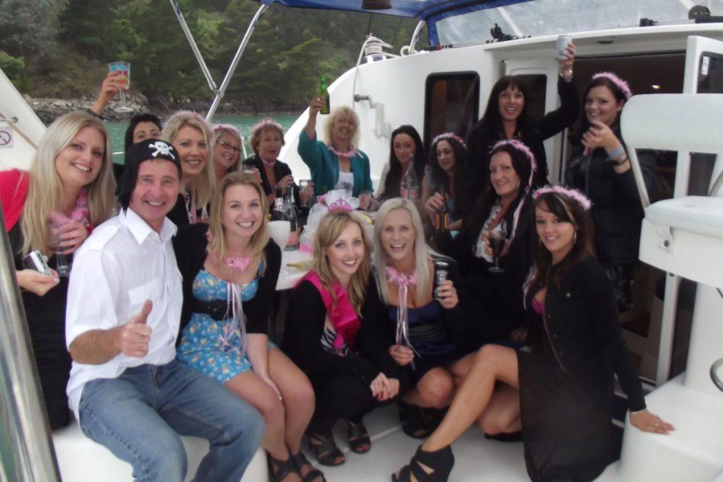 Wellington Hen Boat Cruise