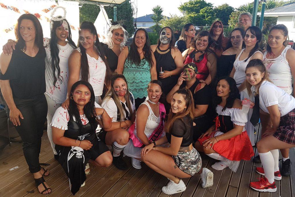 Auckland Hens Do Twerk Party
