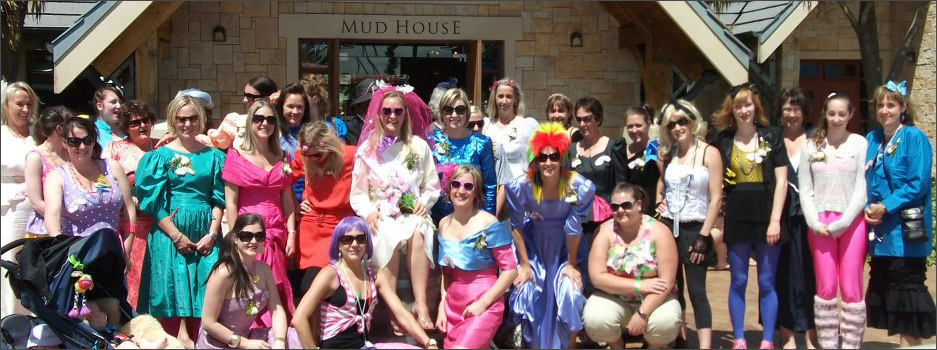 Christchurch Hens Do Deluxe Party Bus