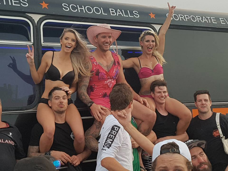 Stag Do Party Bus Wellington