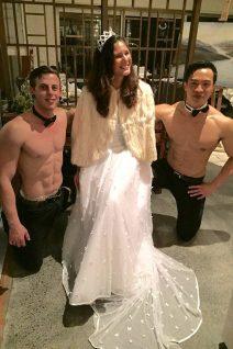 Premium Topless Waiters - Auckland - Kiwi Strippers