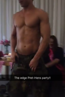 Pret-Hens Party - The Edge