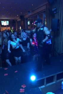 Event Management Stripper Revue Shows