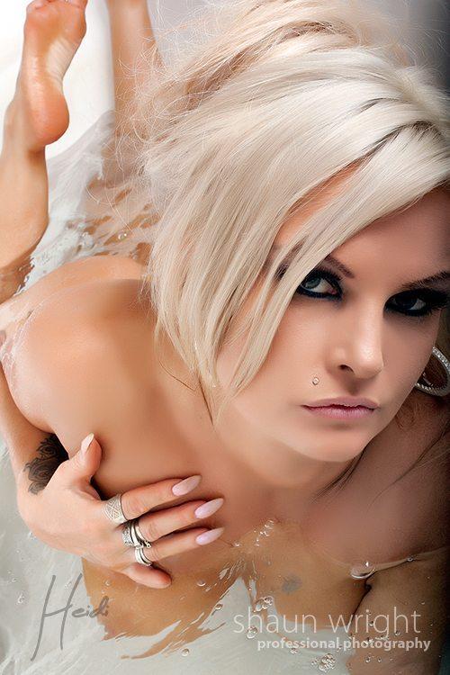 Female Stripper - Heidi