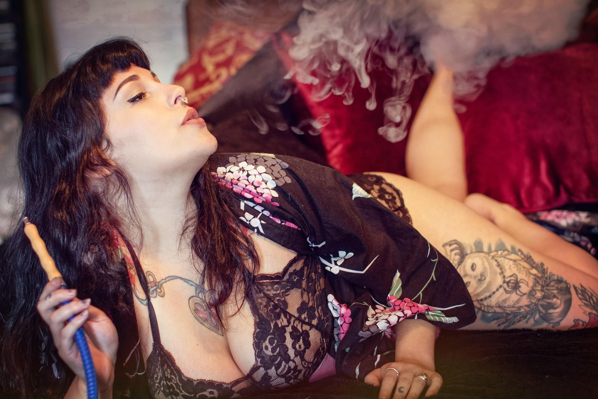 Nude Hostesses - Miss Mermaid