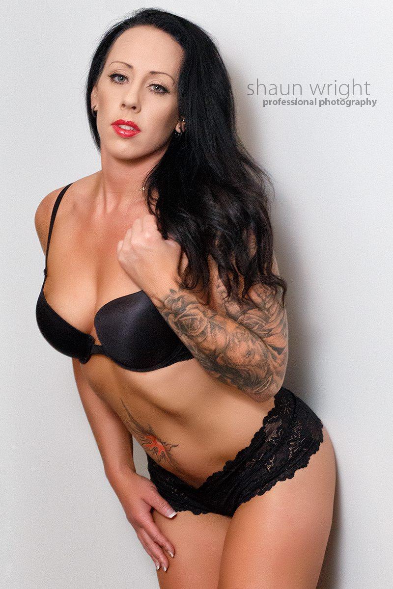 Female Stripper - Katie