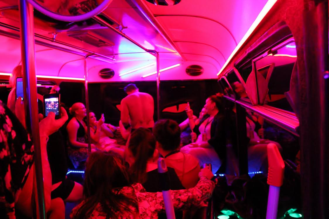 Prowler Party Bus 2 hr