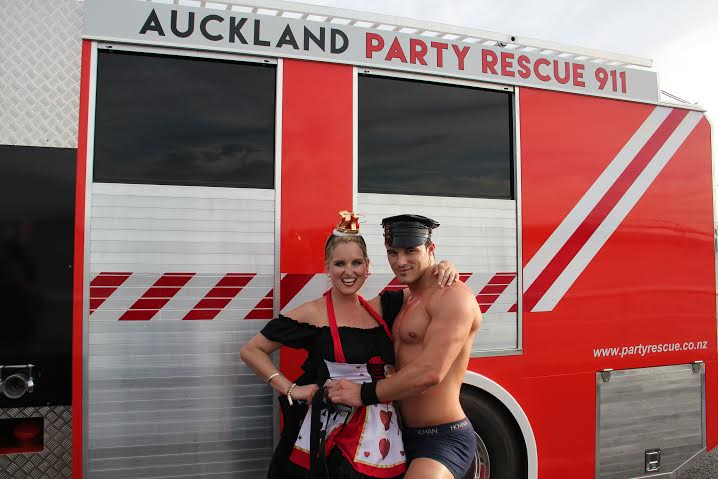 Party Rescue 911 Fire Truck 5 hr Brews & Cruise Tour