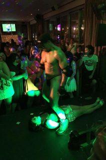Revue Show Strippers Tauranga
