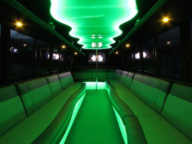 Royale Party Bus 3hr Tauranga