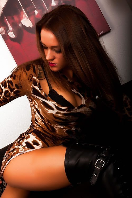 Female Stripper - Minx