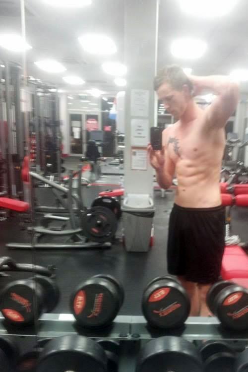 Ellerslie Topless Waiters Ethan