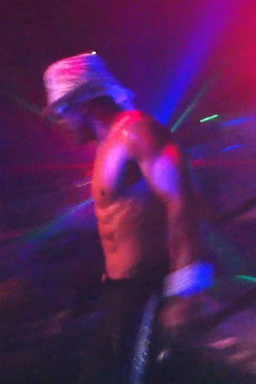 Taupo CBD Male Strippers Jimmy