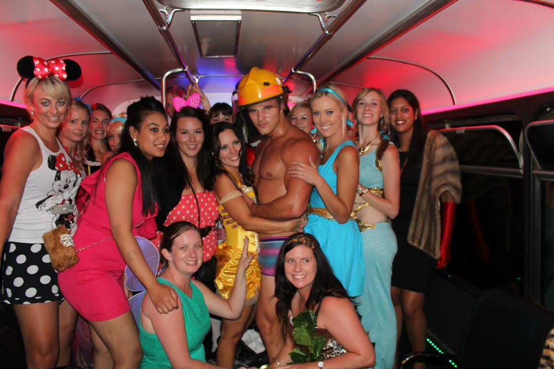 Tigeress Party Bus Package 2 hrs